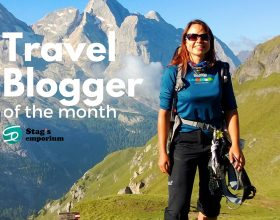 female yeti - travel blogger